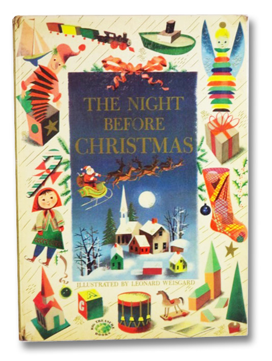 The Night Before Christmas, Moore, Clement C.