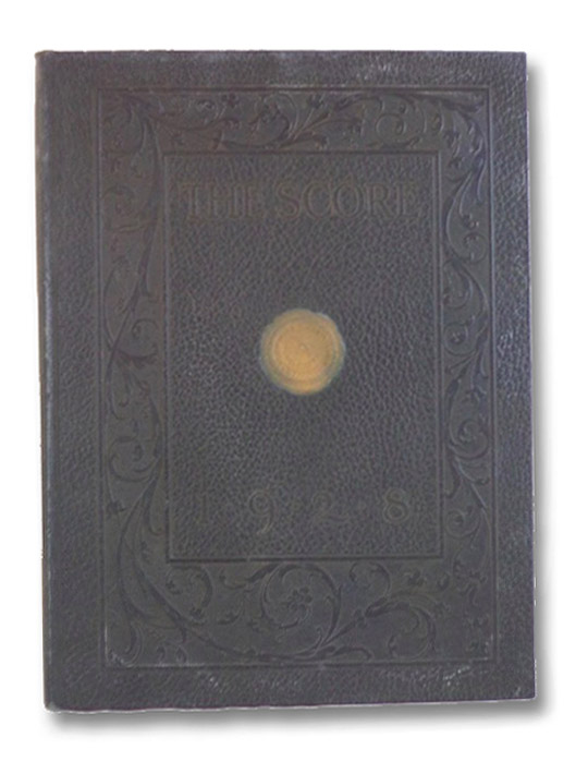 The Score 1928: An Eastman School of Music Yearbook, The Eastman School of Music