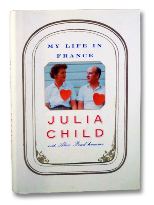 My Life in France, Child, Julia