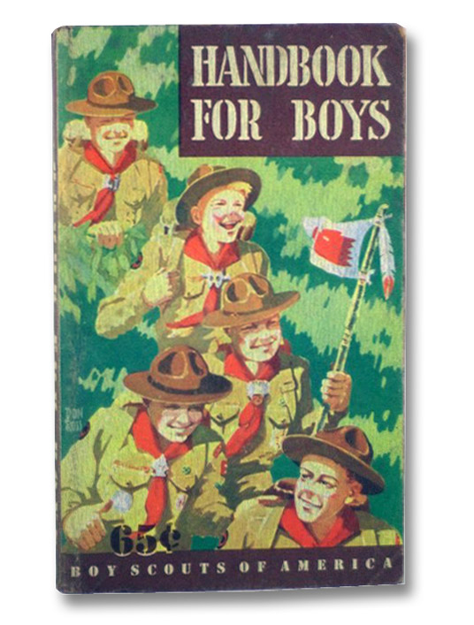 Handbook for Boys, Boy Scouts of America