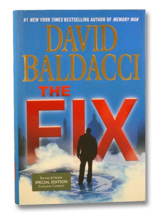 The Fix, Baldacci, David