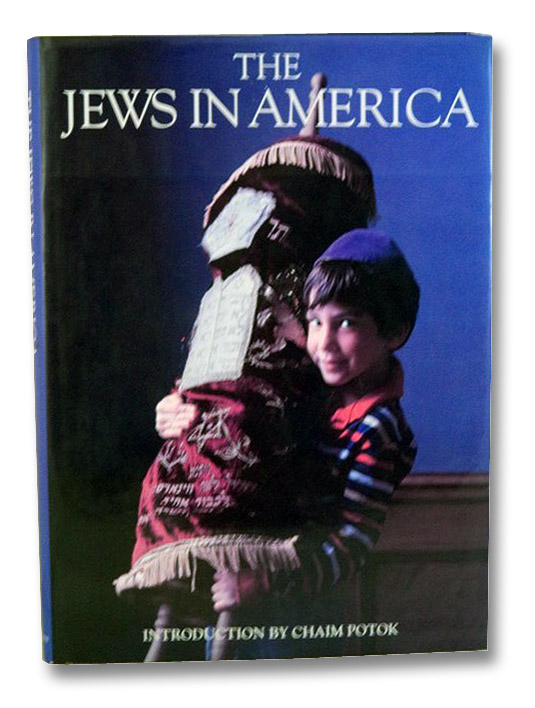 The Jews in America, Potok, Chaim; Cohen, David