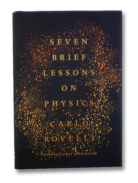 Seven Brief Lessons on Physics, Rovelli, Carlo