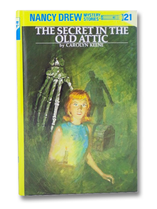 The Secret in the Old Attic (Nancy Drew Mystery Stories, No. 21), Keene, Carolyn