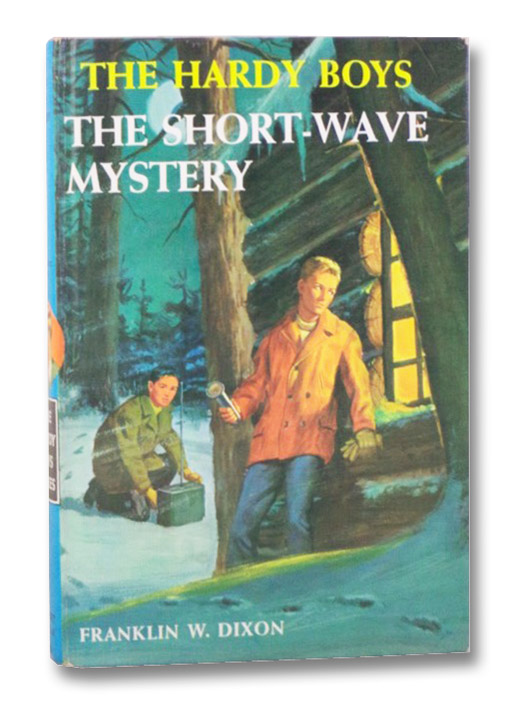 The Short-Wave Mystery (The Hardy Boys, No. 24), Dixon, Franklin W.; Tandy, Russell H.
