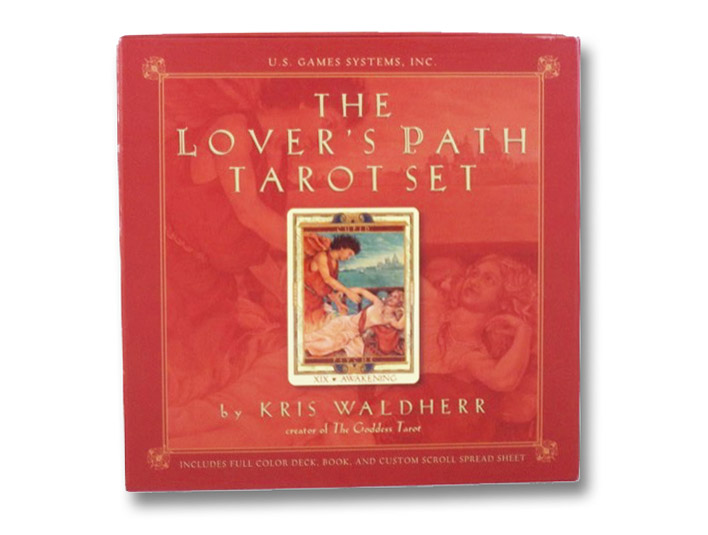 The Lover's Path Tarot Set, Waldherr, Kris