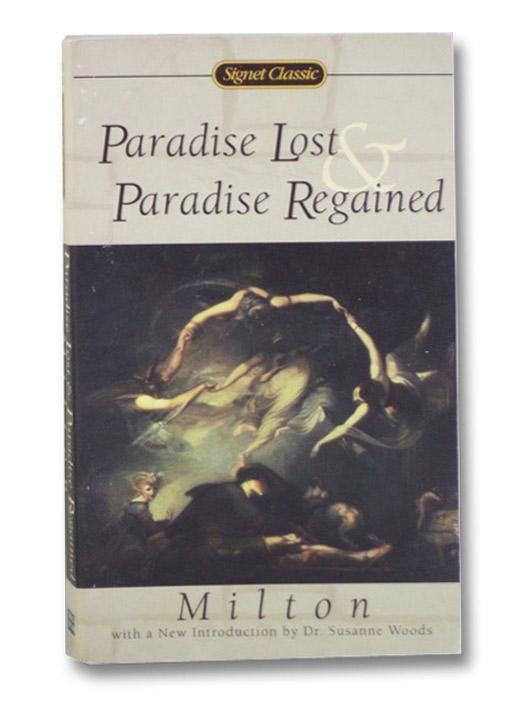 Paradise Lost and Paradise Regained, Milton, John