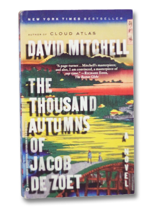 The Thousand Autumns of Jacob de Zoet, Mitchell, David
