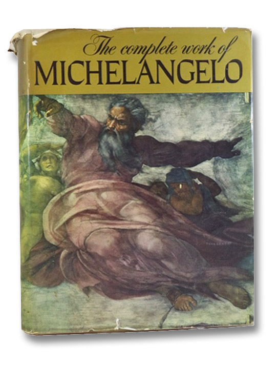 The Complete Work of Michelangelo, Salmi, Mario
