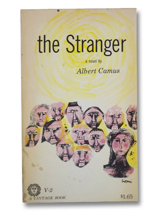the plot and structure of the stranger novel by albert camus