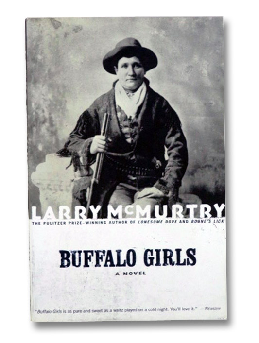 Buffalo Girls: A Novel, McMurtry, Larry