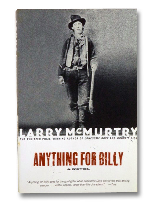 Anything for Billy: A Novel, McMurtry, Larry