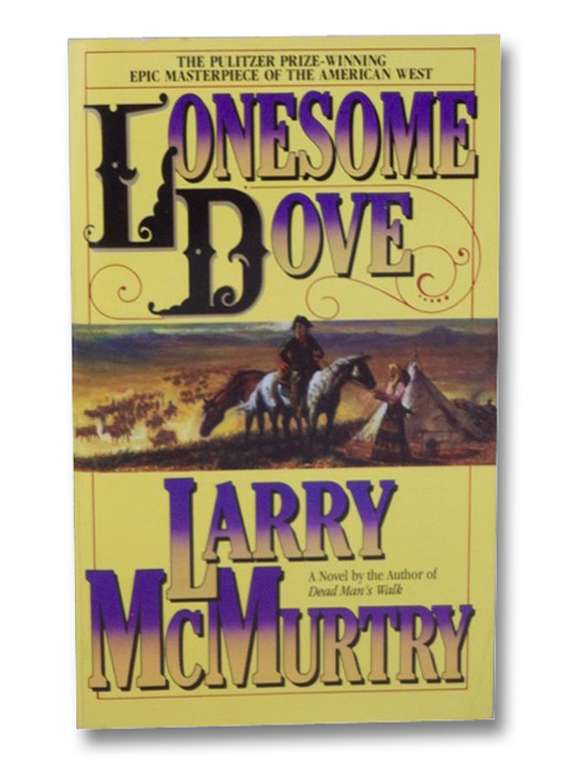Lonesome Dove, McMurtry, Larry