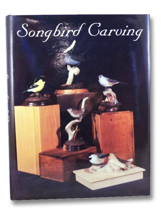 Songbird Carving, Daisey, Rosalyn Leach
