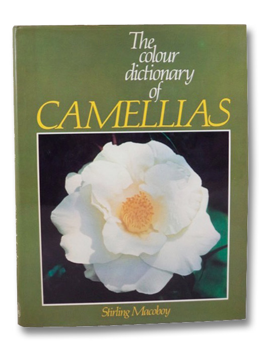 Colour Dictionary of Camellias, Macoboy, Stirling