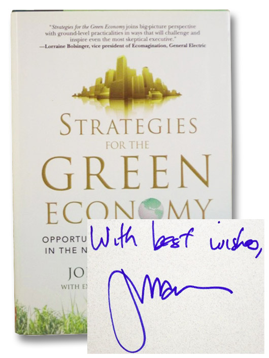 Strategies for the Green Economy: Opportunities and Challenges in the New World of Business, Makower, Joel