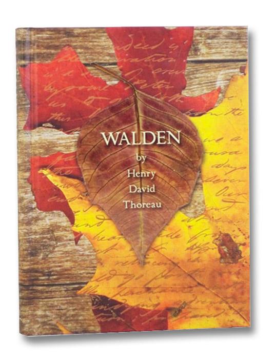 Walden (Fall River Press Edition), Thoreau, Henry David