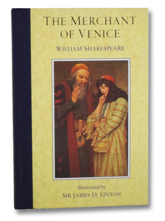 The Merchant of Venice (Illustrated Shakespeare), Shakespeare, William