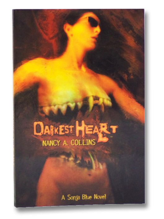 Darkest Heart: A Sonja Blue Novel, Collins, Nancy A.