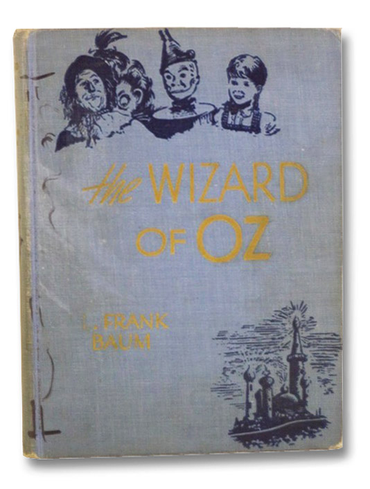 The New Wizard of Oz, Baum, L. Frank