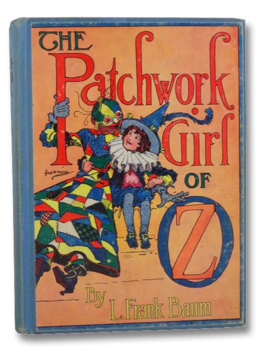 The Patchwork Girl of Oz (Oz Book 7), Baum, L. Frank