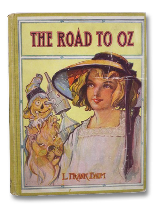 The Road to Oz, Baum, L. Frank