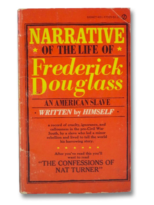 Narrative of the Life of Frederick Douglass: An American Slave, Douglass, Frederick
