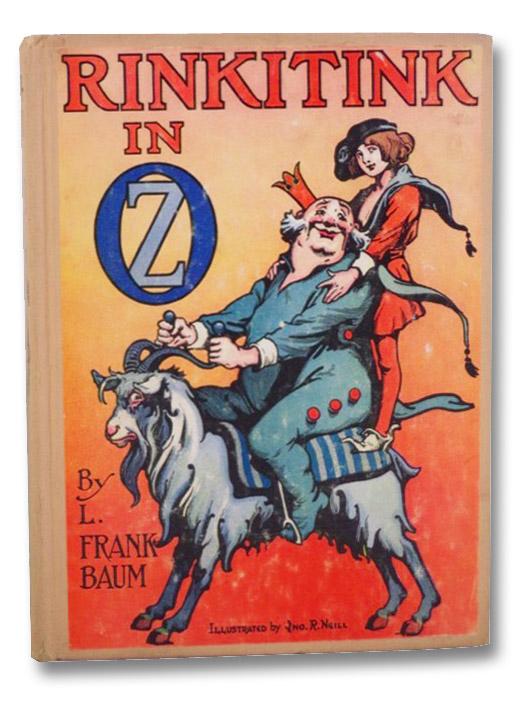 Rinkitink in Oz, Baum, L. Frank