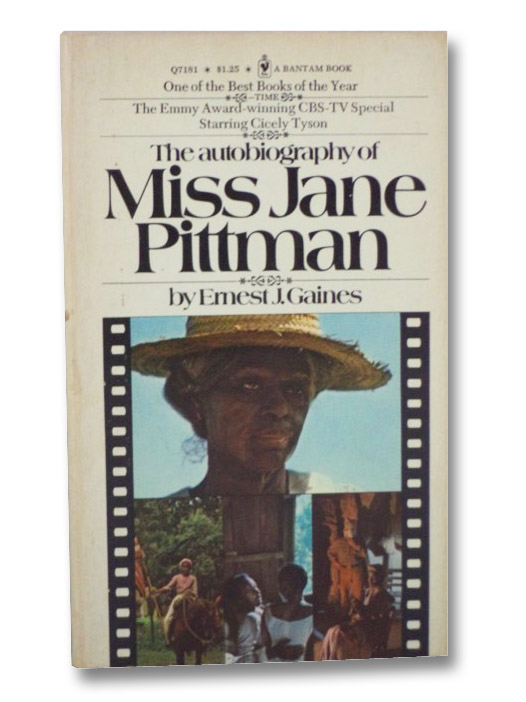 The Autobiography of Miss Jane Pittman, Gaines, Ernest J.