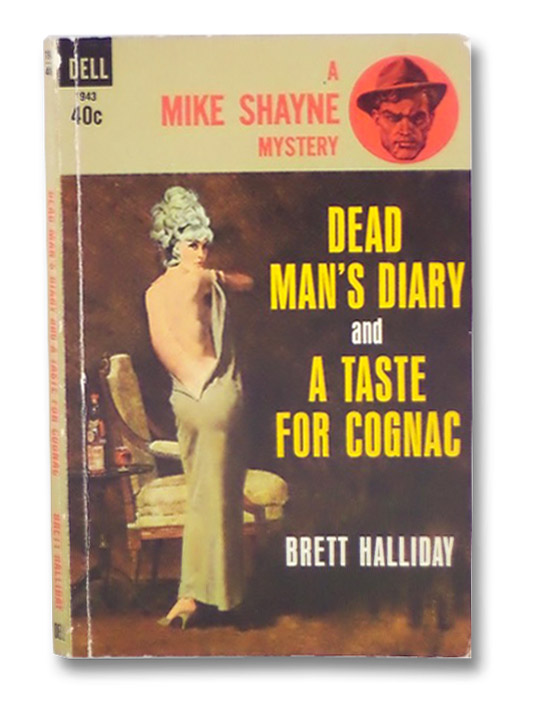 Dead Man's Diary and A Taste For Cognac, Halliday, Brett