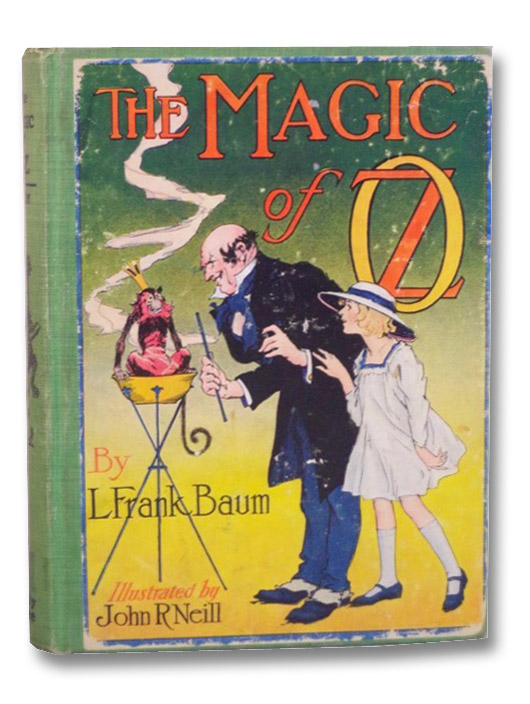 The Magic of Oz (Oz Book 13), Baum, L. Frank