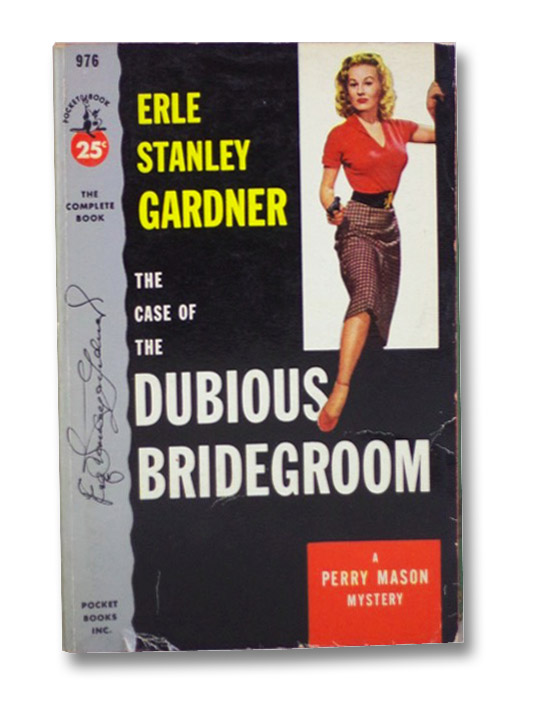 The Case of the Dubious Bridegroom, Gardner, Erle Stanley