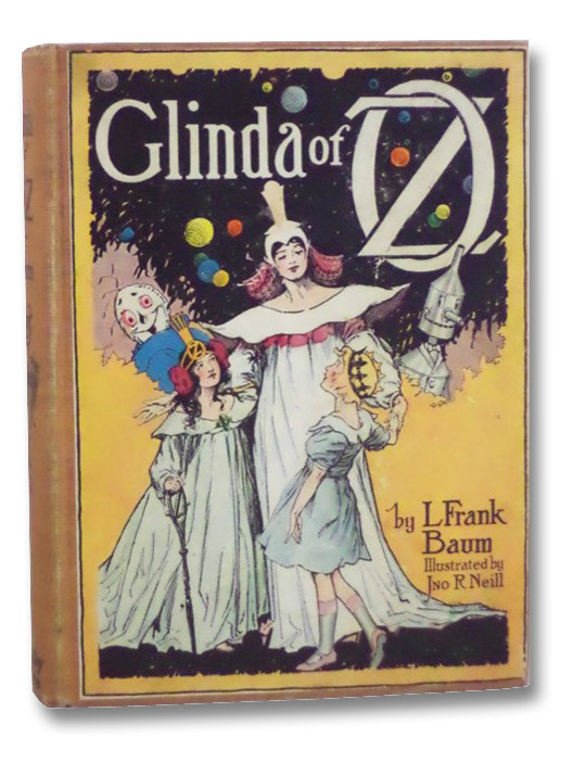 Glinda of Oz, Baum, L. Frank