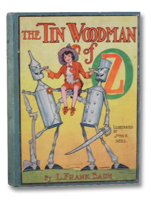 The Tin Woodman of Oz, Baum, L. Frank