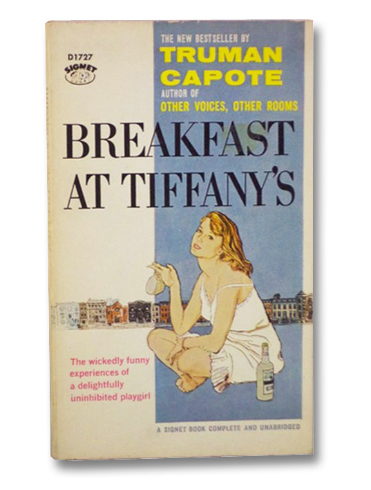 Breakfast at Tiffany's: A Short Novel and Three Stories (Signet D1727), Capote, Truman