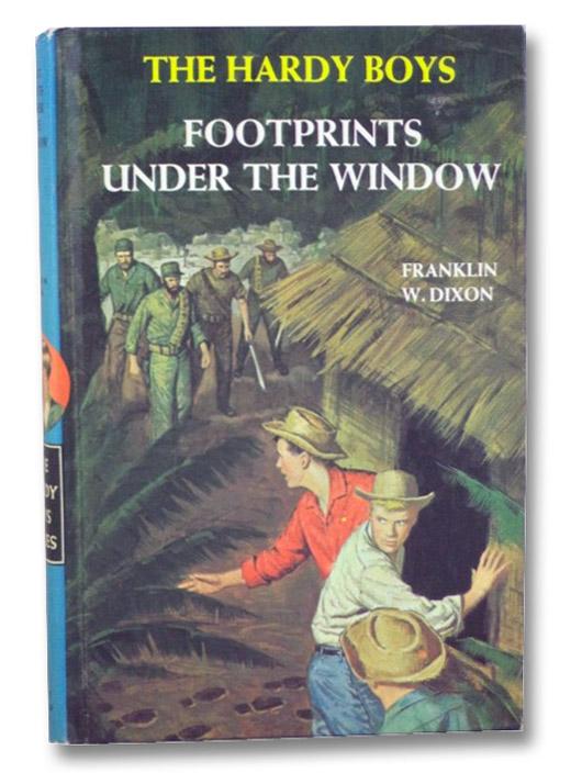 Footprints Under the Window (The Hardy Boys), Dixon, Franklin W.