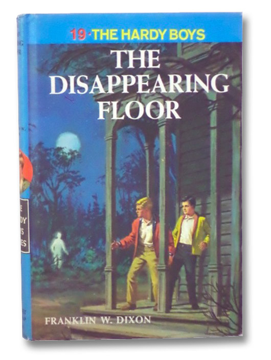 The Disappearing Floor (The Hardy Boys), Dixon, Franklin W.
