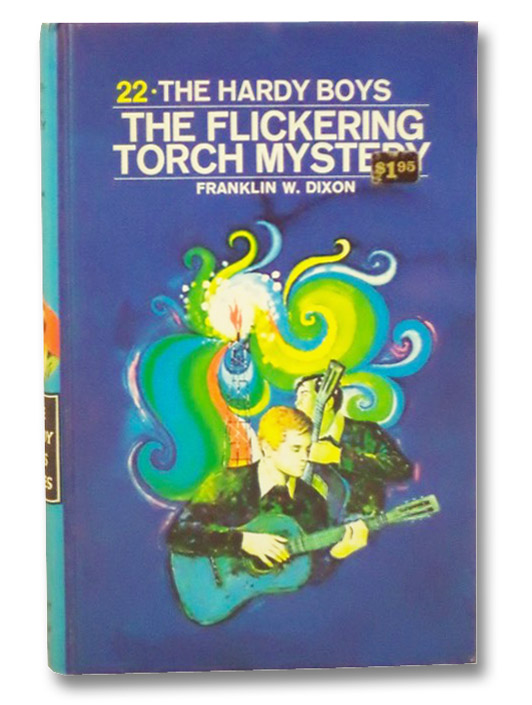 The Flickering Torch Mystery (The Hardy Boys), Dixon, Franklin W.