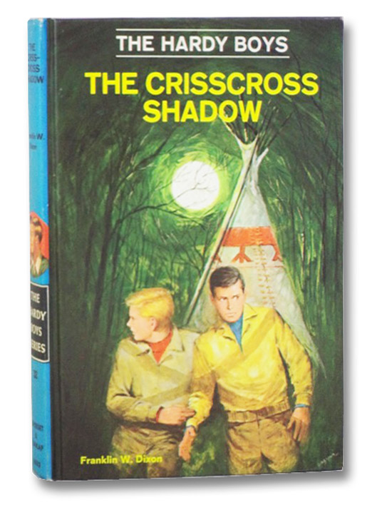 The Crisscross Shadow (The Hardy Boys), Dixon, Franklin W.