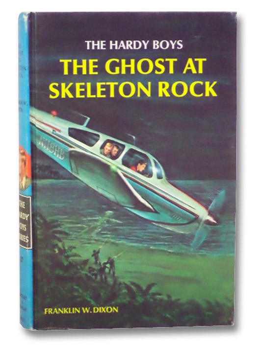 The Ghost at Skeleton Rock (The Hardy Boys), Dixon, Franklin W.