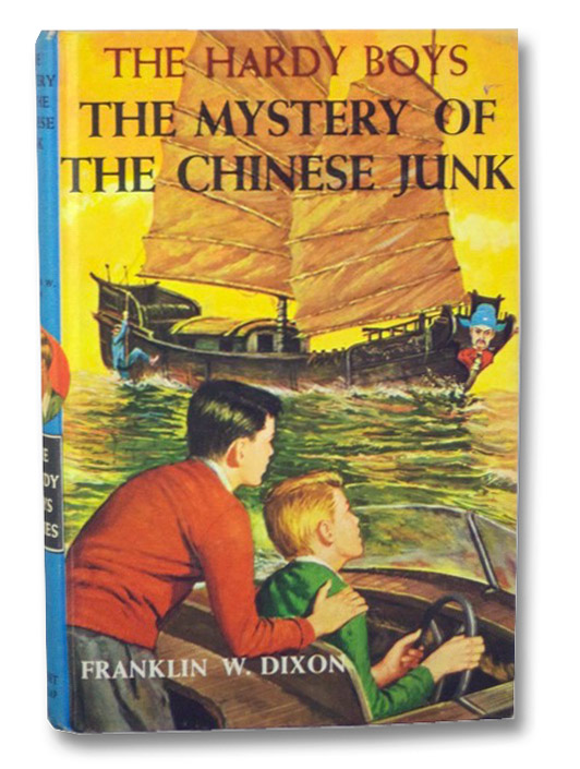 The Mystery of the Chinese Junk (The Hardy Boys), Dixon, Franklin W.