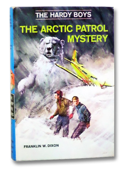 The Arctic Patrol Mystery (The Hardy Boys), Dixon, Franklin W.
