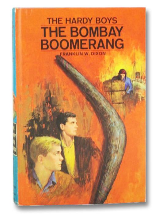The Bombay Boomerang (The Hardy Boys), Dixon, Franklin W.