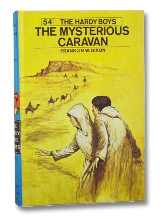 The Mysterious Caravan (The Hardy Boys), Dixon, Franklin W.