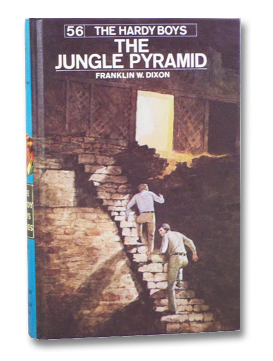 The Jungle Pyramid (The Hardy Boys), Dixon, Franklin W.