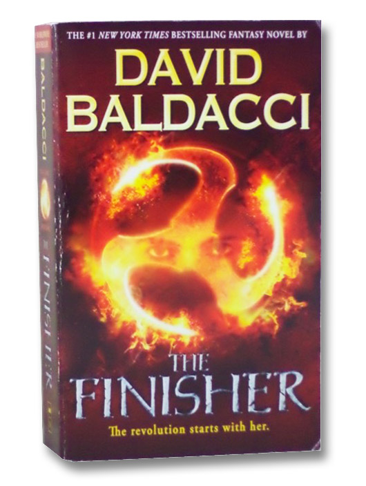 The Finisher (Vega Jane, Book 1), Baldacci, David