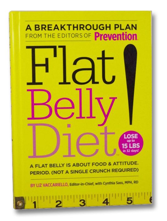 Prevention's Flat Belly Diet, Vaccariello, Liz