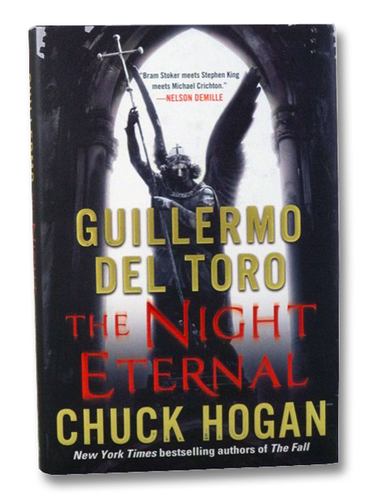The Night Eternal, Del Toro, Guillermo