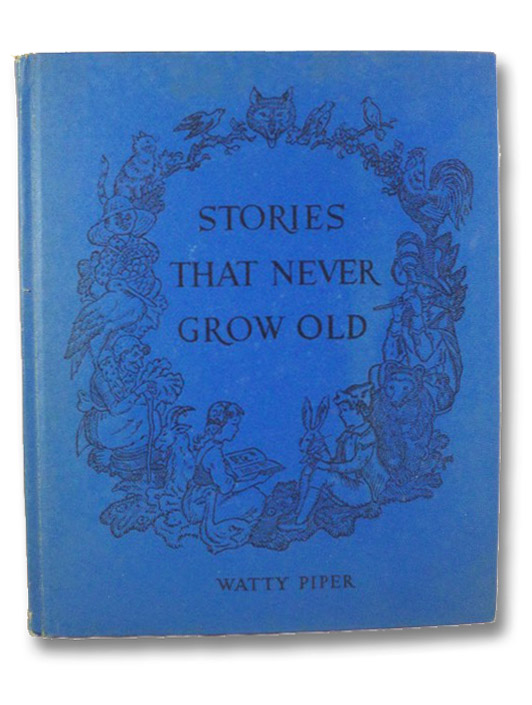 Stories That Never Grow Old, Piper Watty (Editor)