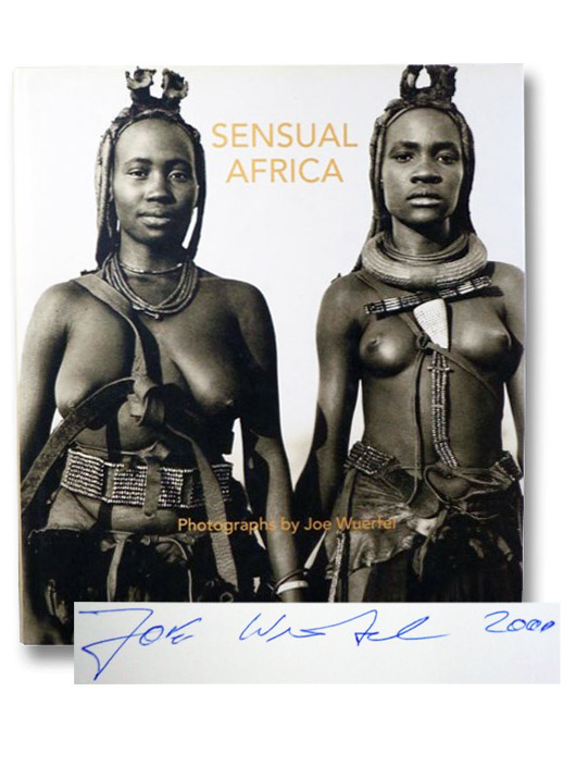 Sensual Africa, Wuerfel, Joe; Beard, Peter